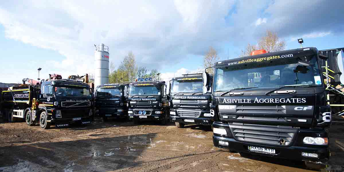 Grab Hire London | Ashville Aggregates