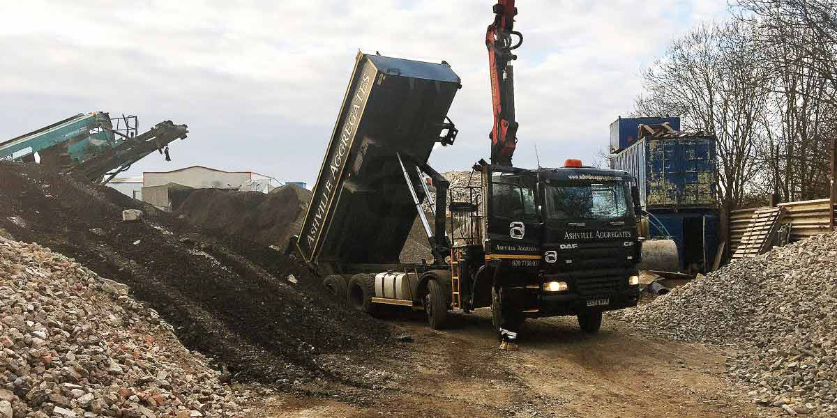 Recycling Aggregates