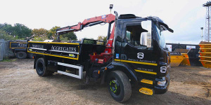 4x2 Small Grabs Hire