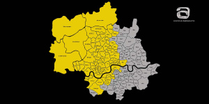 Postcodes Map   Areas We Cover   Ashville Aggregates