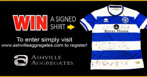 Signed Home Shirt
