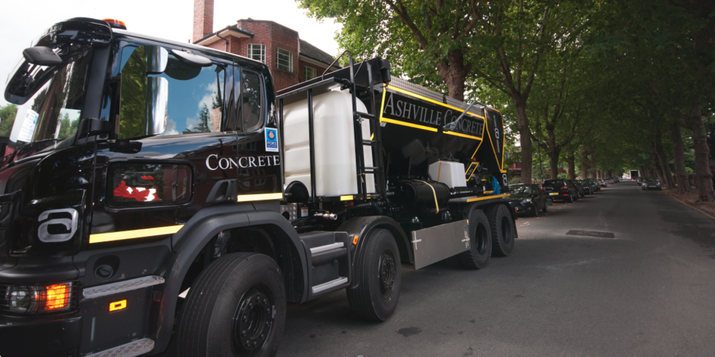 Ready Mix Concrete London