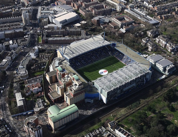 Housing Prices Soar Near Football Grounds - Home Extensions West London