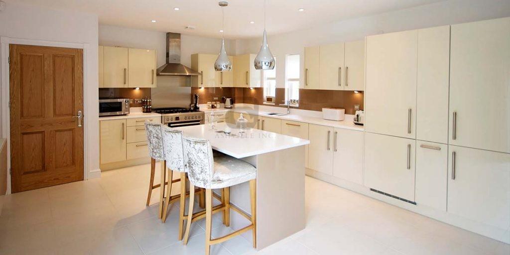 Kitchen Refurbishment Project    Property Maintenance