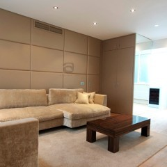 Central London Mews Home - Lounge Completed