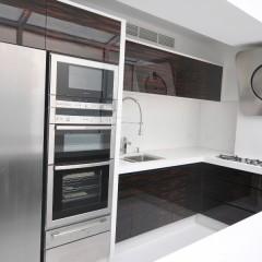 Central London Mews Home - Bespoke Kitchen