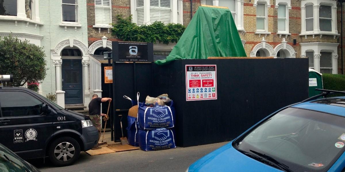 Basement Conversion Project in London