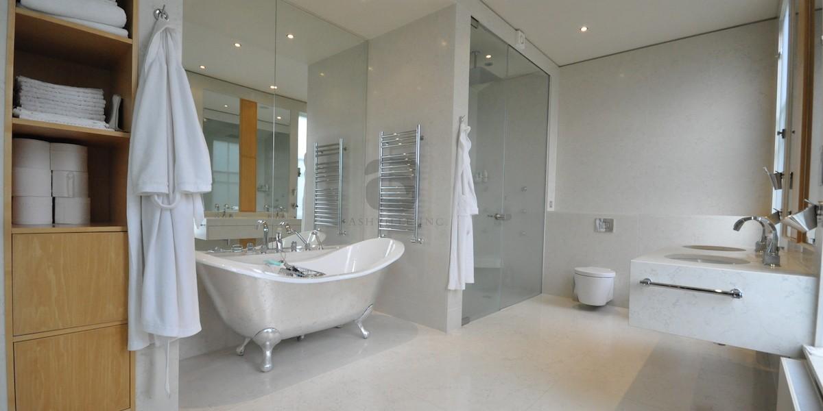 Luxury Bathroom Design London Project Ashville Inc Ltd
