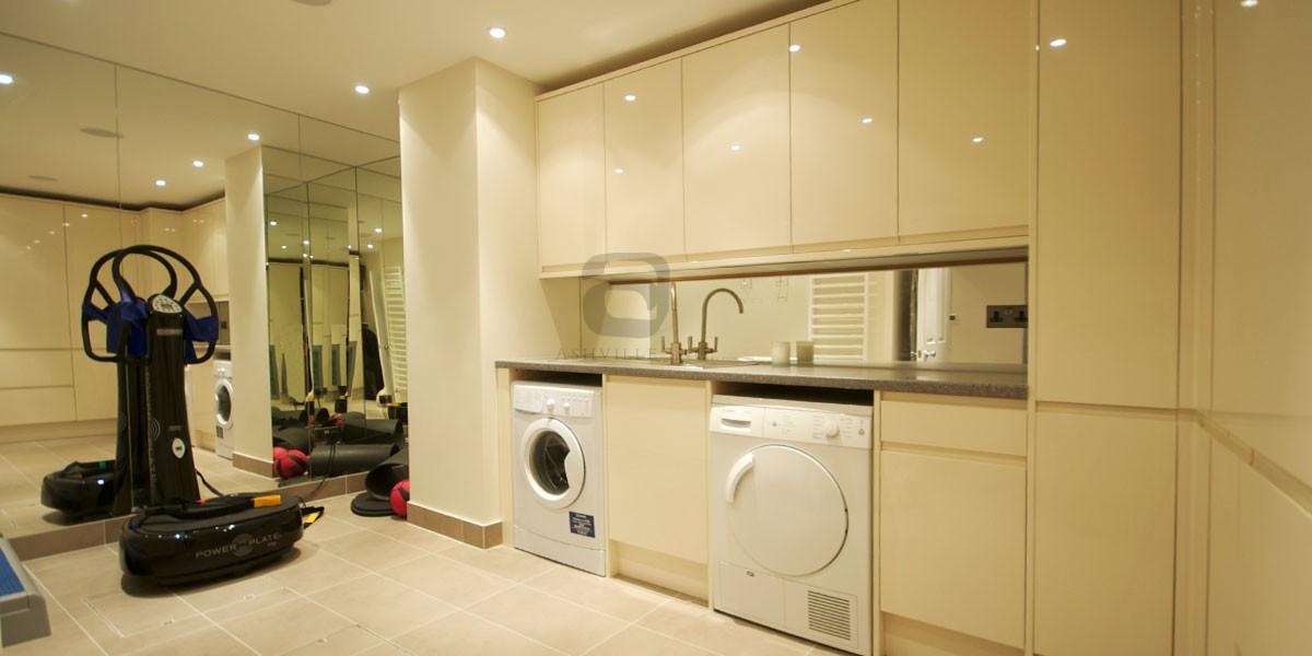 Basement Conversion London Balham Ashville Inc Ltd