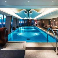 Western Europe's Highest Swimming Pool – Design and Build Contractor London