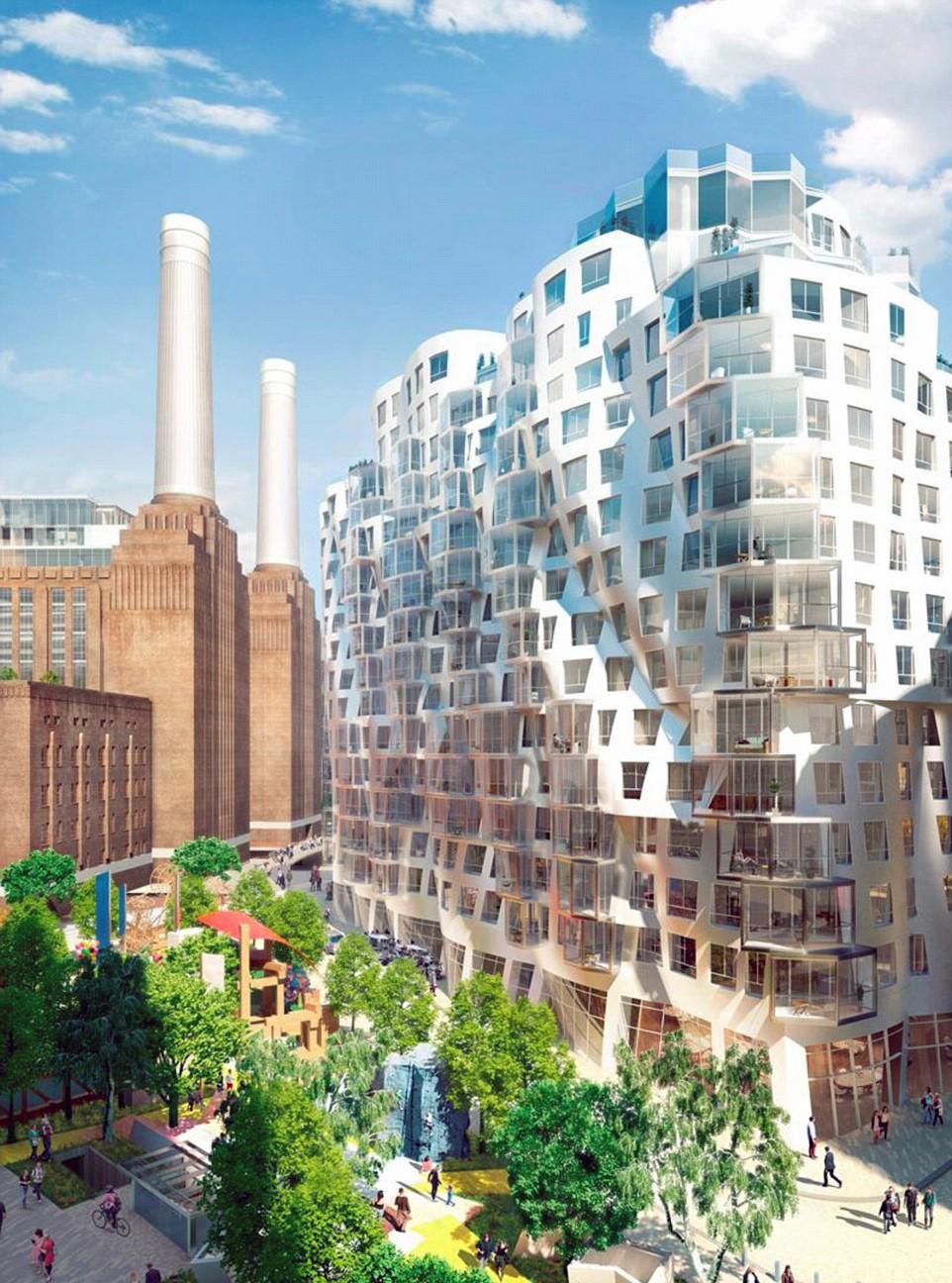 Design and Build Contractor Battersea