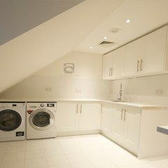 Surrey New Build - Kitchen Interior (1)
