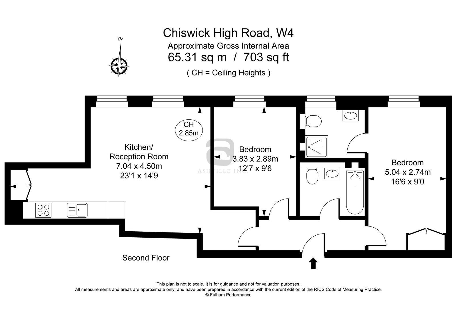 Chiswick Floor Plan