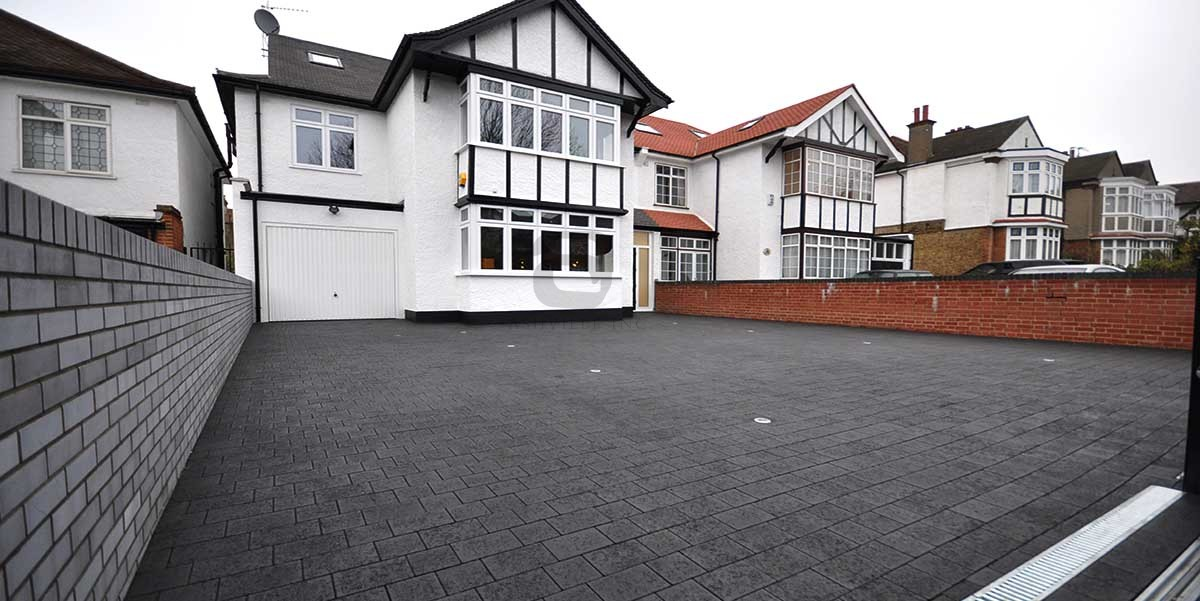 Driveways Refurbishment