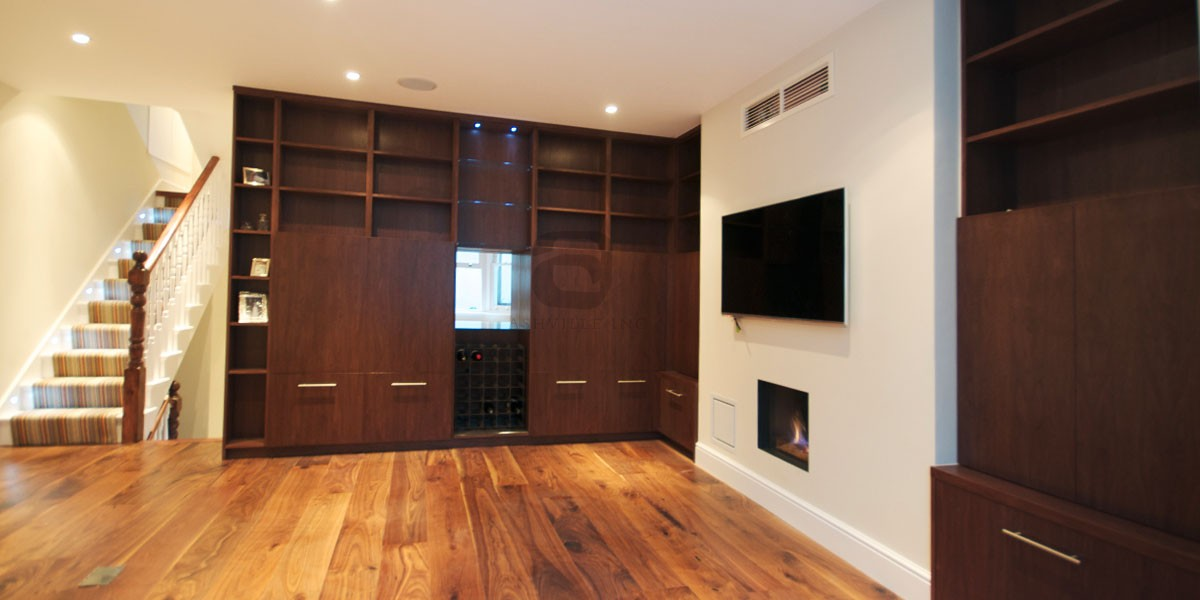 Basement Conversions Barbican - Ashville Inc