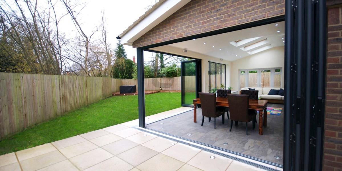 Home Extensions Sunningdale SL5 - Ashville